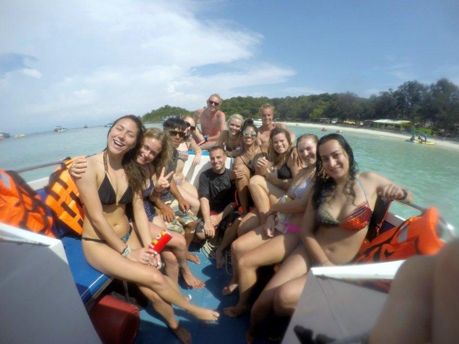 www.divingthailand.com Real Divers PADI IDC PADI Instructors